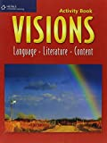 img - for Visions Activity Book B book / textbook / text book