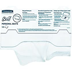 Kimberly Clark In Sight Personal Seats Toilet Seat Cover