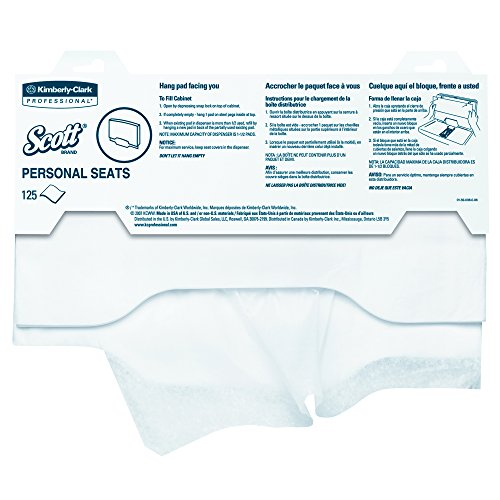 Scott Toilet Cover Disposable Covers