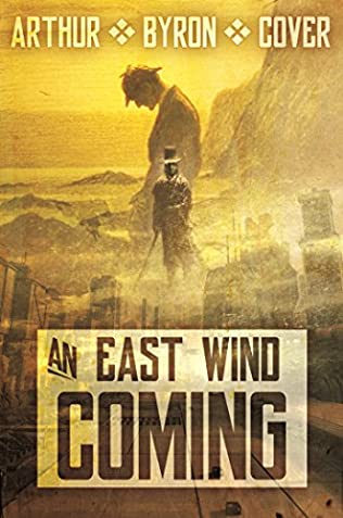 book cover of An East Wind Coming