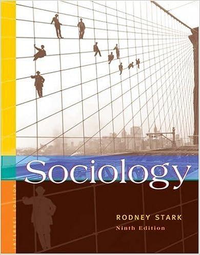sociology internet edition infotrac rodney stark sociology internet edition infotrac rodney stark 9780534609399 com books