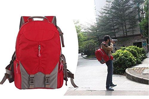 New waterproof SLR camera bag, backpack backpack, large capacity Backpack
