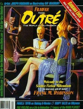 Outre Magazine (The World of Ultramedia, #19) ebook
