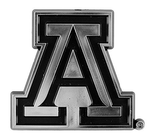 Wildcats Car (NCAA Arizona Wildcats Chrome Automobile Emblem)