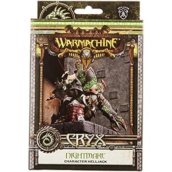 Amazon.com: Privateer Press War Machine Cryx Barathrum ...