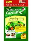Debbie Meyer Green Bags, Medium, 12-Pack