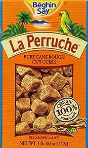 La Perruche Brown Sugar Cubes 1 lb. 10.5 oz (750g)