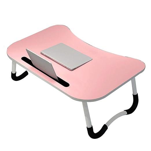 Escritorio Plegable para computadora portátil, Mini Mesa de Picnic ...