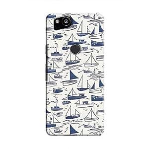 Cover It Up - Harbour Print Pixel 2Hard Case