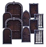 Mantic Games Dungeon Saga: Doors Pack