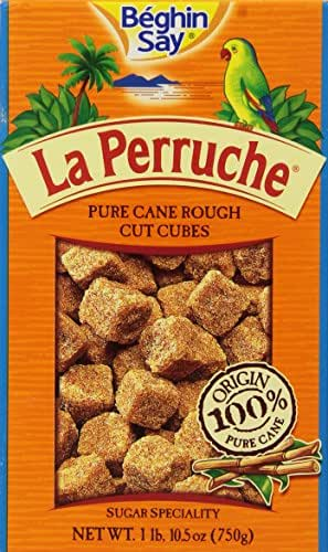 Sugar & Sweetener: La Perruche Brown Sugar Cubes
