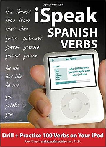 ispeak spanish phrasebook chapin alex