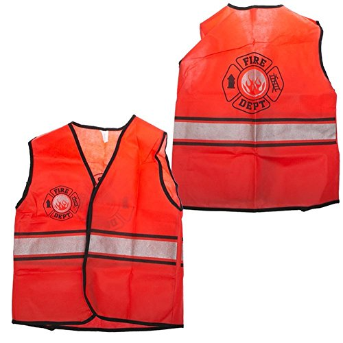 Fun Express Nonwoven Polyester Firefighter