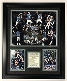 Legends Never Die NFL Philadelphia Eagles Super Bowl 52 Champions Framed Photo Collage, Team Color, 18 x 22