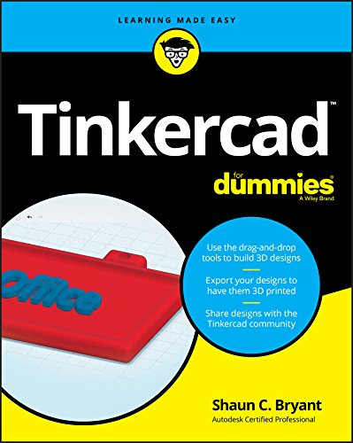 [E.b.o.o.k] Tinkercad For Dummies (For Dummies (Computer/Tech))<br />WORD