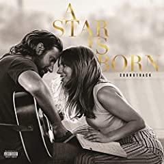 2018 soundtrack to the remake of the iconic film, performed by the lead actors Bradley Cooper & Lady Gaga with snippets of film dialogue interspersed between the songs.
