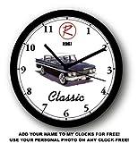 1961 RAMBLER CLASSIC WALL CLOCK-Free USA Ship-Choose 1 of 2