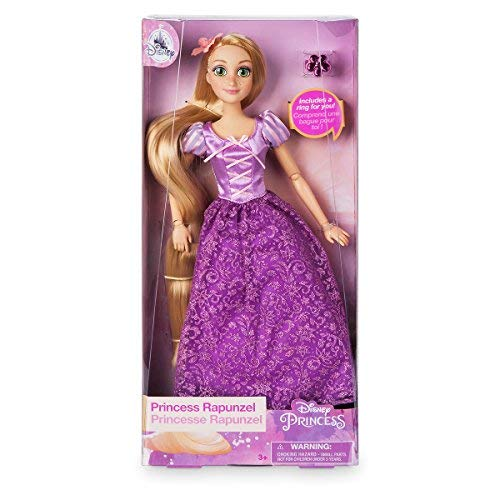 (Rapunzel Classic Doll with Ring - Tangled)