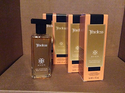 Avon Timeless classics collection cologne spray 1.7 fl. oz. Lot 4 bottles