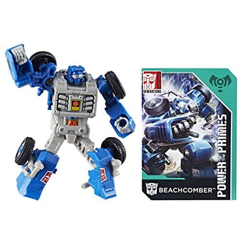 - Transformers: Generations Power of the Primes Legends Class Beachcomber