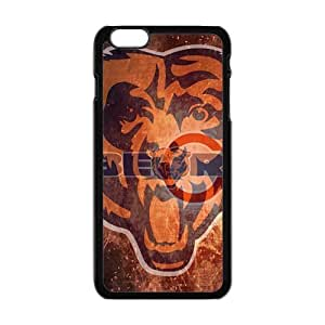 Bear Design Fashion Comstom Plastic case cover For Iphone 6 Plus
