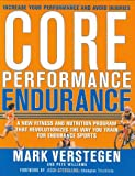 Core Performance Endurance, Mark Verstegen, 1594863520