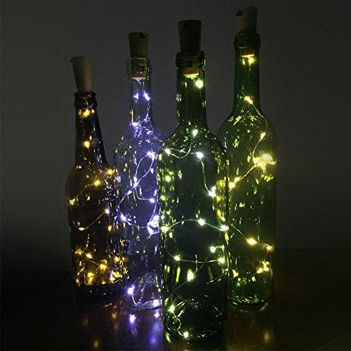 Spark Wine Bottle Lights Starry Bottle Lamp Kit Cork