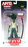 Afro Samurai DC Unlimited Action Figure Afro Samurai