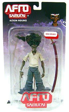 (Afro Samurai DC Unlimited Action Figure Afro Samurai)