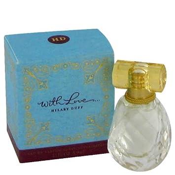 With Love By Hilary Duff Mini Edp .13 Oz Women