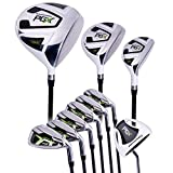 Pinemeadow Golf PGX 9pc Set + PGX Putter