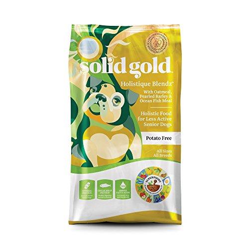 Sensitive Stomach Dry Dog Food; Holistique Blendz with Oatmeal & Ocean Fish Meal, 28.5lb