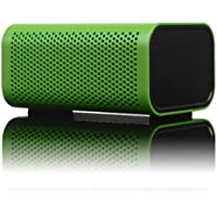Braven 440 Water Resistant Portable Wireless Bluetooth Speaker with PowerBank (Green)