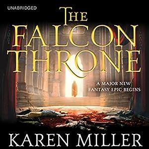 The Falcon Throne Audiobook