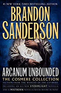 Book Cover: Arcanum unbounded : the cosmere collection.