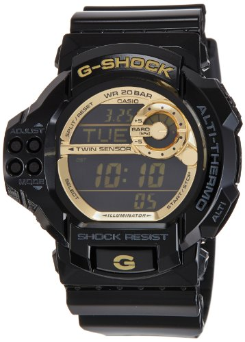Casio G Shock Quartz Resin GDF 100GB 1DR