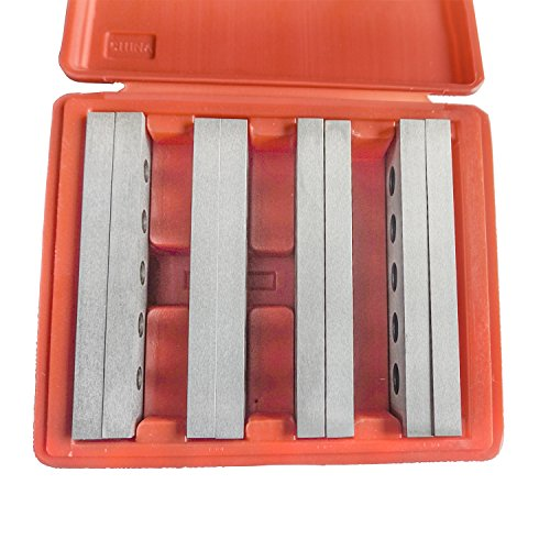 HFS (R) 4 pair 1/2'' STEEL PARALLEL SET 10 PAIR PARALLELS .0002'' HARDENED NEW by HFS (Image #3)