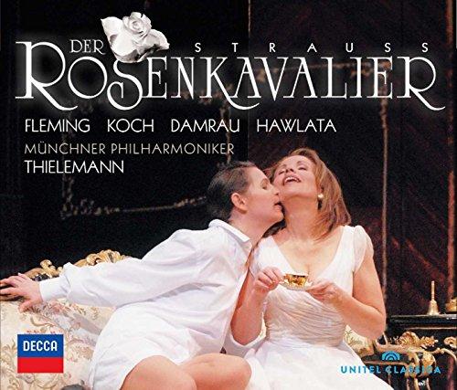 Diana Damrau - Strauss: Der Rosenkavalier (3PC)