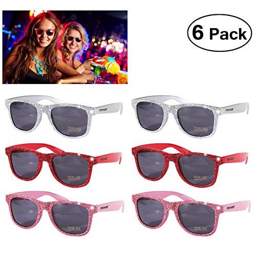 PIXNOR Sunglasses Birthday Bachelorette Supplies