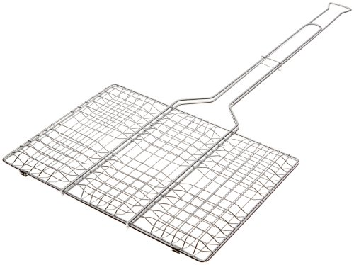 Rome Industries 18-1329 64 Grill Basket One Size Chrome
