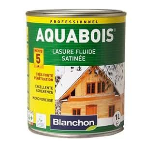 aquabois barniz, 2,5L incoloro–Blanchon