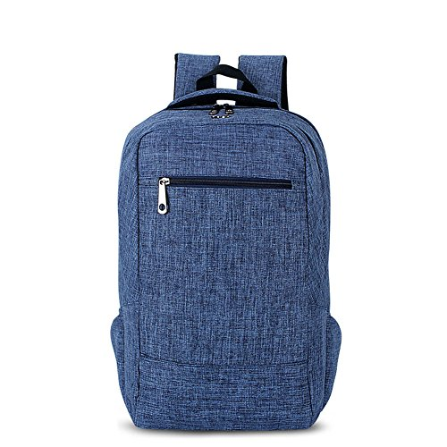 Travel Outdoor Computer Backpack Laptop bag 15.6''(sapphire) - 1