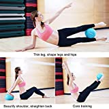 Trideer Pilates Ball, Barre Ball, Mini Exercise