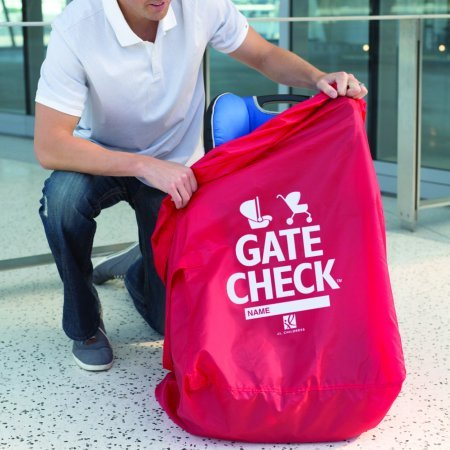 J.L. Childress Gate Check Travel Bag for Universal Car Seats and Strollers by Childress (Image #2)