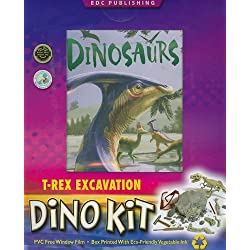T-Rex Excavation Dino Kit
