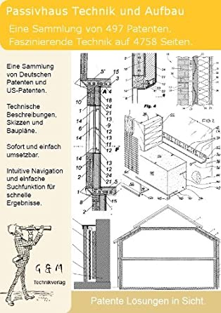 Passivhaus aufbau  Passivhaus Technik und Aufbau: 497 Patente zeigen was dahinter ...