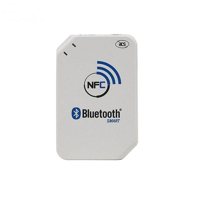 acr1255u Lector de Tarjeta NFC Bluetooth teléfono RFID grabadora ...