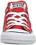 Converse Chuck Taylor All Star Low Top Red Sneakers