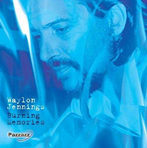 Waylon Jennings - Burning (CD)