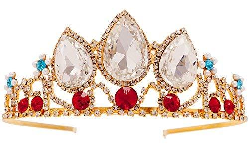 OLELOI Halloween Tira Le Pei Princess Crown them Park Cosplay Headwear for $<!--$19.99-->